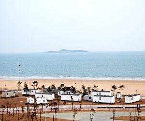 山东省青岛市蓝凤凰·金沙滩房车(汽车)露营地